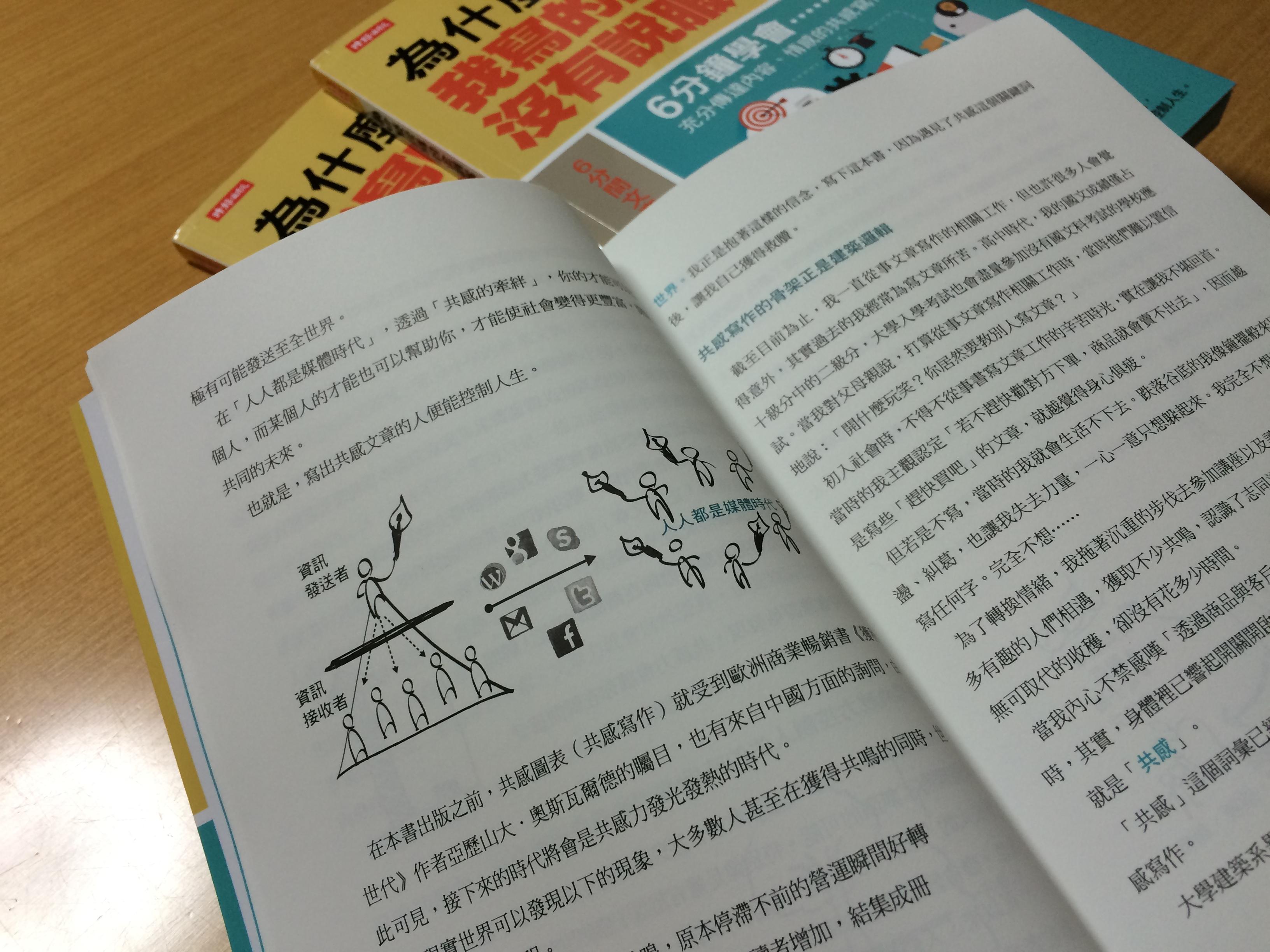 『6分間文章術』(台湾)04